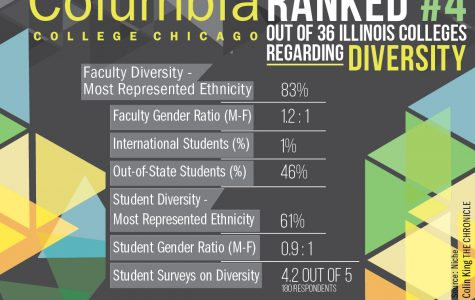 College finds 'Niche' with diversity ranking