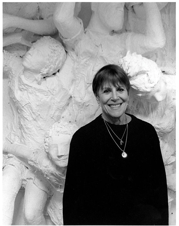 Nana Shineflug was a long-time professor in both the Interdisciplinary Art and Theatre departments.
