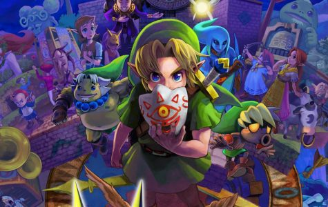 """The Legend of Zelda: Majora's Mask 3D"""