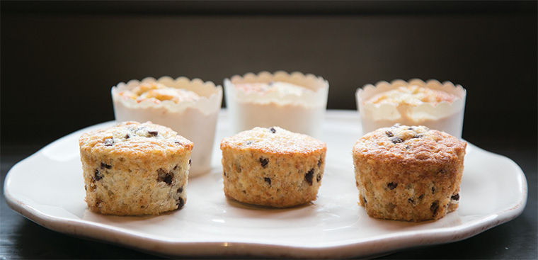 Banana+chocolate+chip+muffins