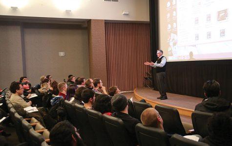Entertainment attorney talks film, fair use