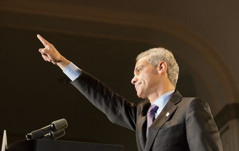 Emanuel forced into runoff