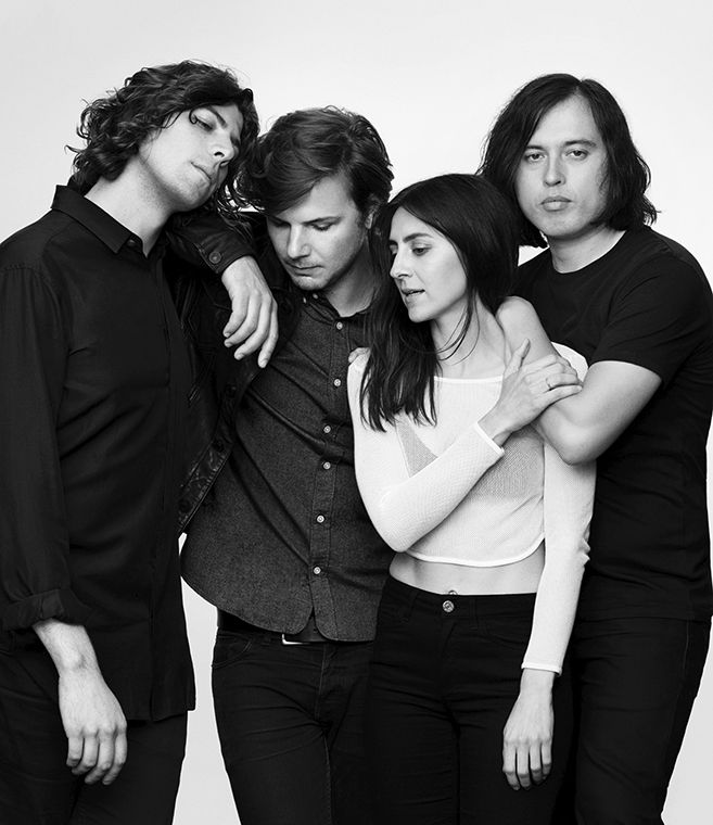 The band HAERTS released its debut album Sept. 29, 2014, after working for three years—with and without a producer—to drop the new album.
