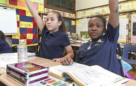"The online documentary film series ""The School Project"" explores the issues faced in public school systems nationwide."