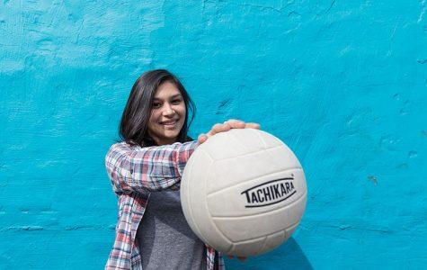 Volleyball team serves up new spring season