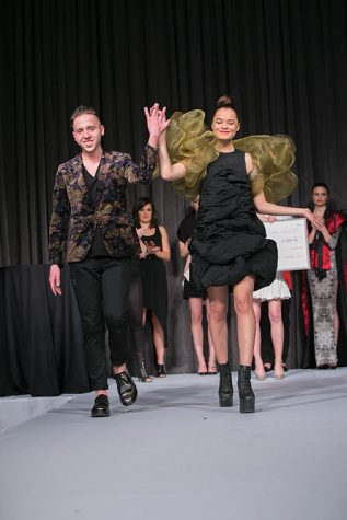 College takes runway in local fashion competition