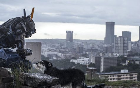 """Neill Blomkamp's third film, """"Chappie,"""" follows in similar footsteps as his celebrated directorial sci-fi feature film debut, """"District 9,"""" but fails to capture the same thrill."""