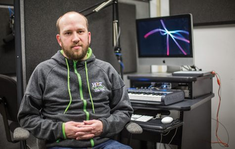 Nick Hoeppner, president of the United Staff of Columbia College and an engineer in the Radio Department, said he is bargaining with the administration for a better staff contract because some staff members feel undervalued by the campus community.