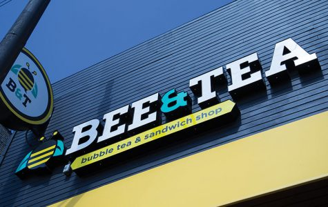 Bee & Tea opened its second location at 818 W. Fullerton Ave. on April 3. The new location serves asian food like baos, sandwiches, frozen yogurt and salads.