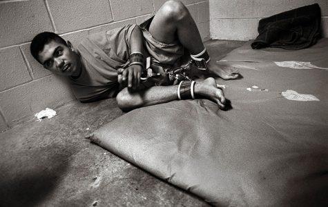 Exhibit puts juvenile prisoners on display