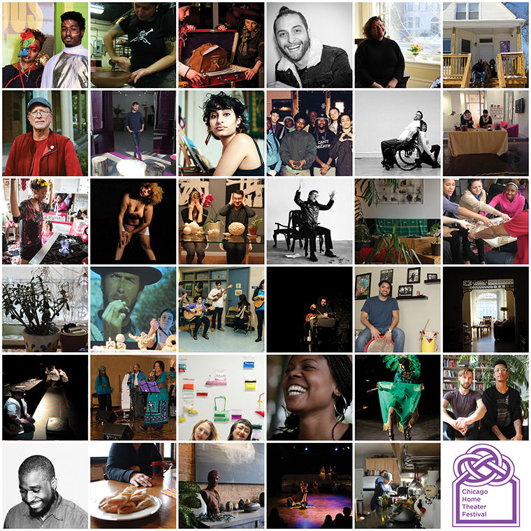 The+Chicago+Home+Theater+Festival+will+host+a+variety+of+entertainment+from+more+than+300+local+Chicago+artists.