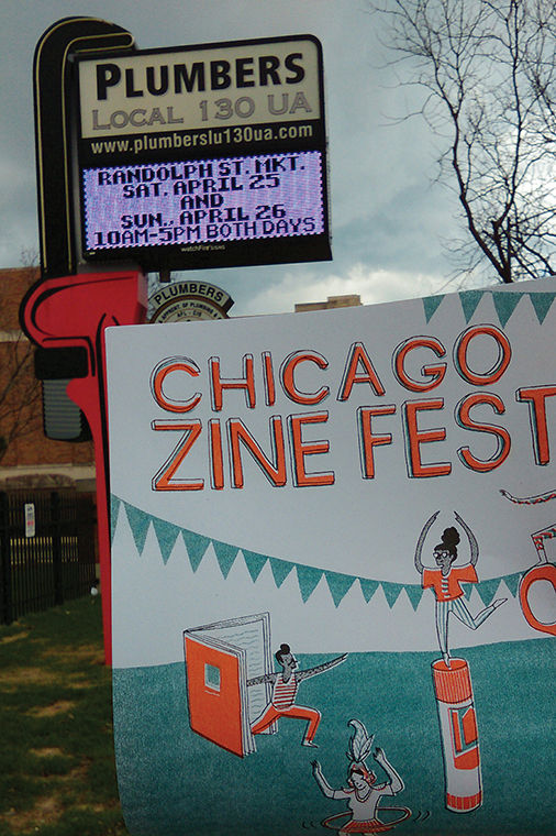 The+Sixth+Annual+Chicago+Zine+Fest+will+celebrate+zines+from+across+the+country+in+a+two-day+event+on+May+8%E2%80%939.
