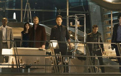 'Age of Ultron' starts summer movie season