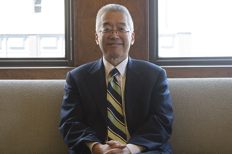 President and CEO Kwang-Wu Kim is approaching the end of his second year in his role. Kim has been criticized for not meeting with student protesters during a May 1 protest led by SaveColumbia, a coalition of campus community members that aims to combat tuition increases and large class sizes.