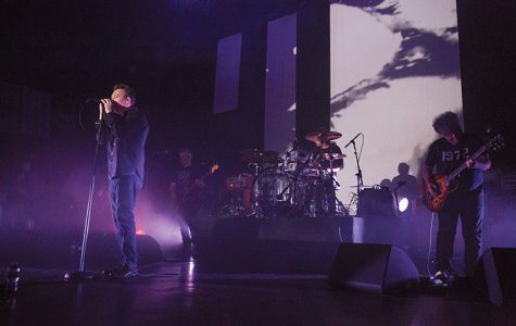 Brothers Jim (vocals) and William (Guitar) Reid formed The Jesus and Mary Chain in 1983 and composed all of the band's six albums, starting with 1985's Psychocandy.