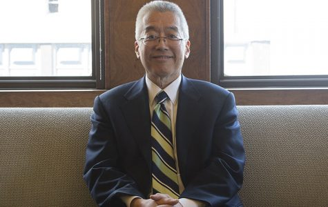 President and CEO Kwang-Wu Kim was appointed to his role as Columbia's 10th president on Feb. 26, 2013.
