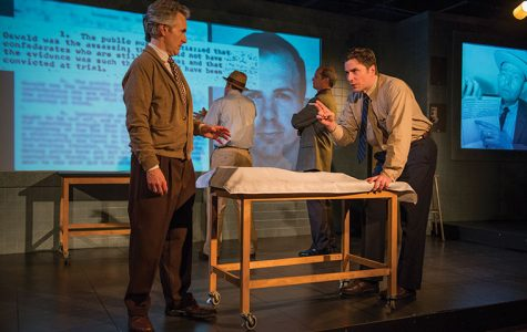 'Assassination Theater'  educates and entertains
