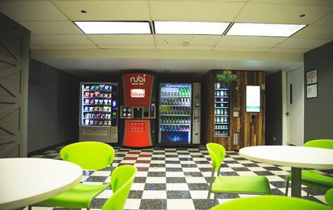 The vending machines located in the 600 S. Michigan Ave. and 1104 S. Wabash Ave. buildings are only short-term replacements for the now closed cafes, said SGA president Jerel Ballard.