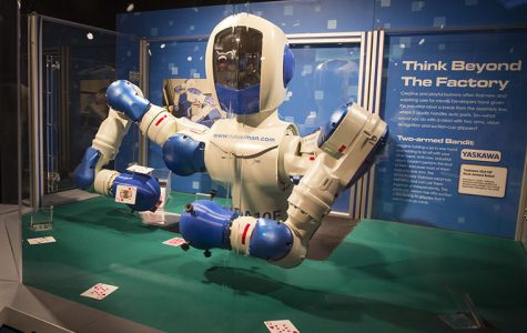 Robots take over Museum of Science and Industry
