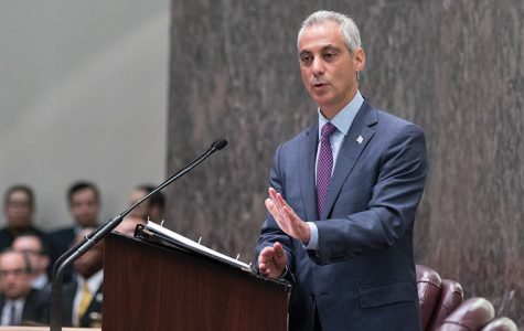 "We must ""meet our obligation to police and firefighters who answer our every call,"" Mayor  Emanuel  told aldermen on Sept. 22."
