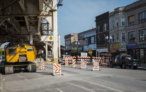 The Wilson Red Line Stop renovation is starting to have a negative impact on local business.
