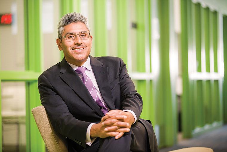 Juan Salgado is the recipient of the MacArthur Genius Grant.