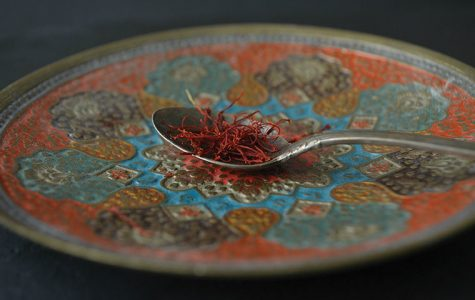 Army veterans sell Afghan saffron in Chicago