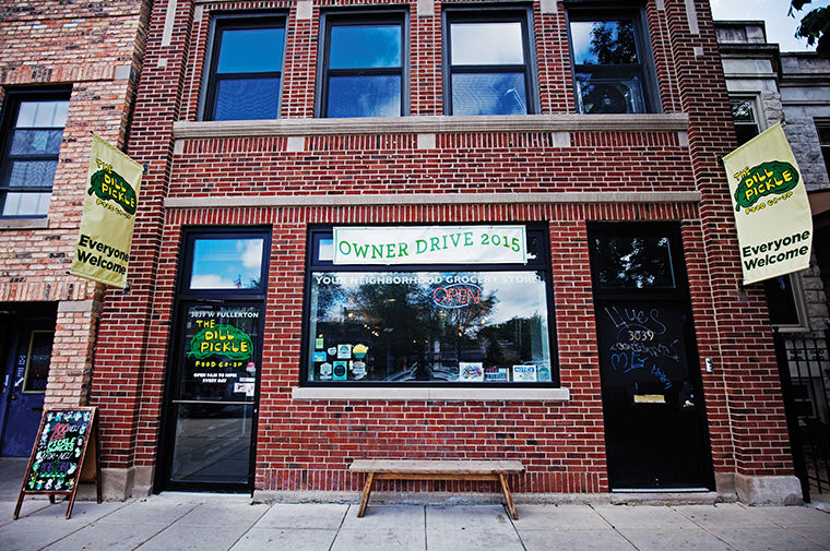 Dill Pickle Food Co-op  on the move in Logan Square