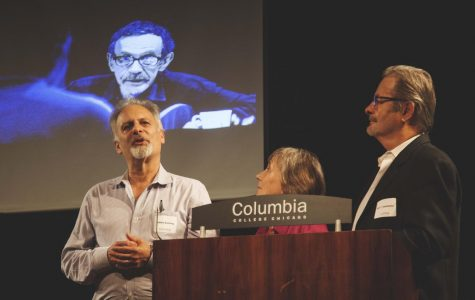 Theatre Department facultymembersshare stories of the late Sheldon Patinkin, a former chair of Columbia's Theatre Department and an influential figure in Chicago's theater community who died at the age of 79 on Sept. 21, 2014.