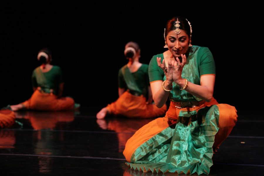 The Natya Dance Theatre is a critically acclaimed Indian dance company that focuses on the Bharata Natyam style of dance.