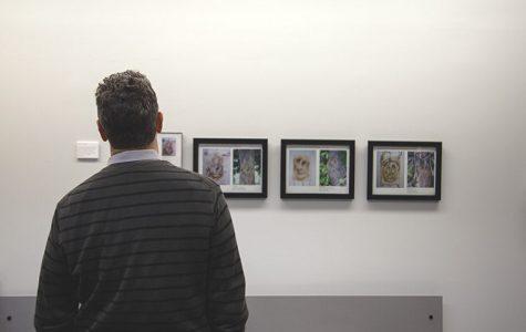 Library honors Mary Blinn with artwork retrospective