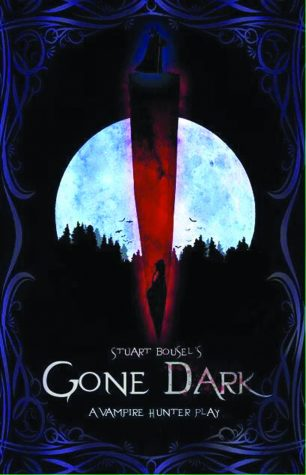"Writer Stuart Bousel originally wrote ""Gone Dark"" in college but filed it away because it seemed too difficult to produce on stage, said Brendan Stallings, who plays the role of Ned Dalton in ""Gone Dark."""