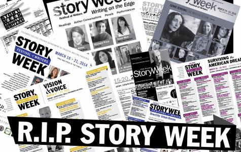 R.I.P. Story Week