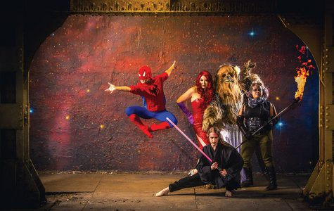 Sci-fi favorites  to belly dance  at MCL Chicago