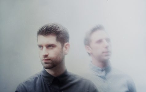 From left, Harrison Mills and Clayton Knight met at Western Washington University and formed ODESZA to stand out from the indie music they were used to hearing.