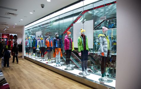 Fashion meets function at Uniqlo