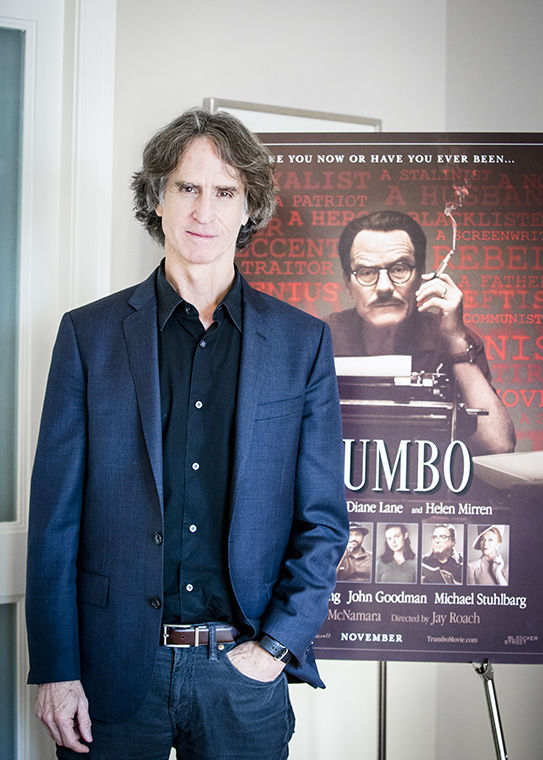 "Film director Jay Roach visited Chicago Nov. 11 to share his independent movie ""Trumbo"" with viewers, and hopes it reminds people of the power of storytelling as political change."