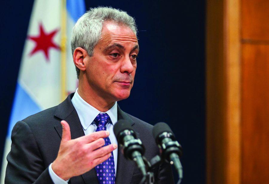 On Dec. 1 Mayor Rahm Emanuel announced the Task Force on Police Accountability.