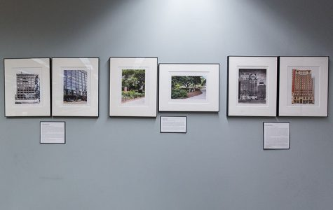 "The ""Creative Properties: Columbia's South Loop Sidewalk Campus Since 1977"" exhibit, located on the second floor of the library, located at 624 S. Michigan Ave., gives Columbia a glimpse of how it became part of the South Loop through historical and current photos of the buildings."