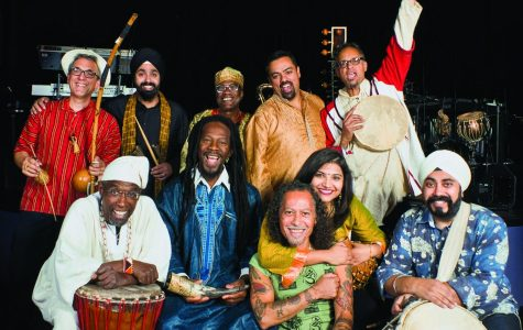 Funkadesi will celebrate its 19th anniversary with an 18‑and‑over show Dec. 12 at the Mayne Stage in Rogers Park with other performers, including DJ WARP.