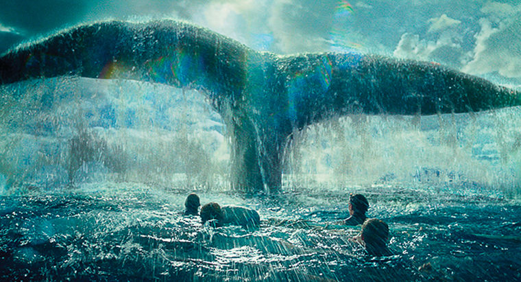 """In the Heart of the Sea"" hit U.S. theaters Dec. 11 after premiering in London and bringing in more than $18 million for the non-U.S. opening weekend."