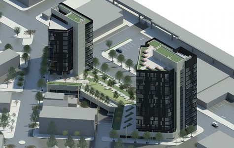 A Twin Towers project, located at 2211 N. Milwaukee Ave., is shooting for completion by the end of 2016.