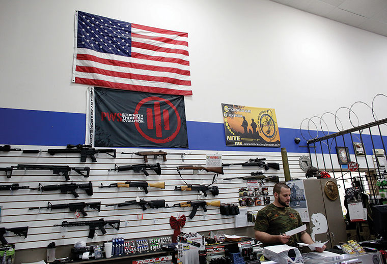 Irving Park resident Christopher O'Connor plans to open Chicago's first gun store and shooting range, despite community criticism.