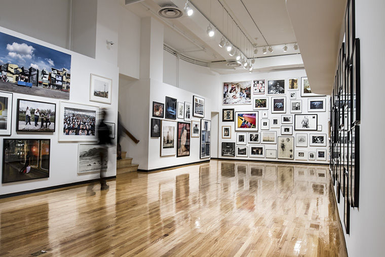 The Museum of Contemporary Photography's 40th anniversary exhibit, MoCP at 40 plans to feature more than 200 pieces of art