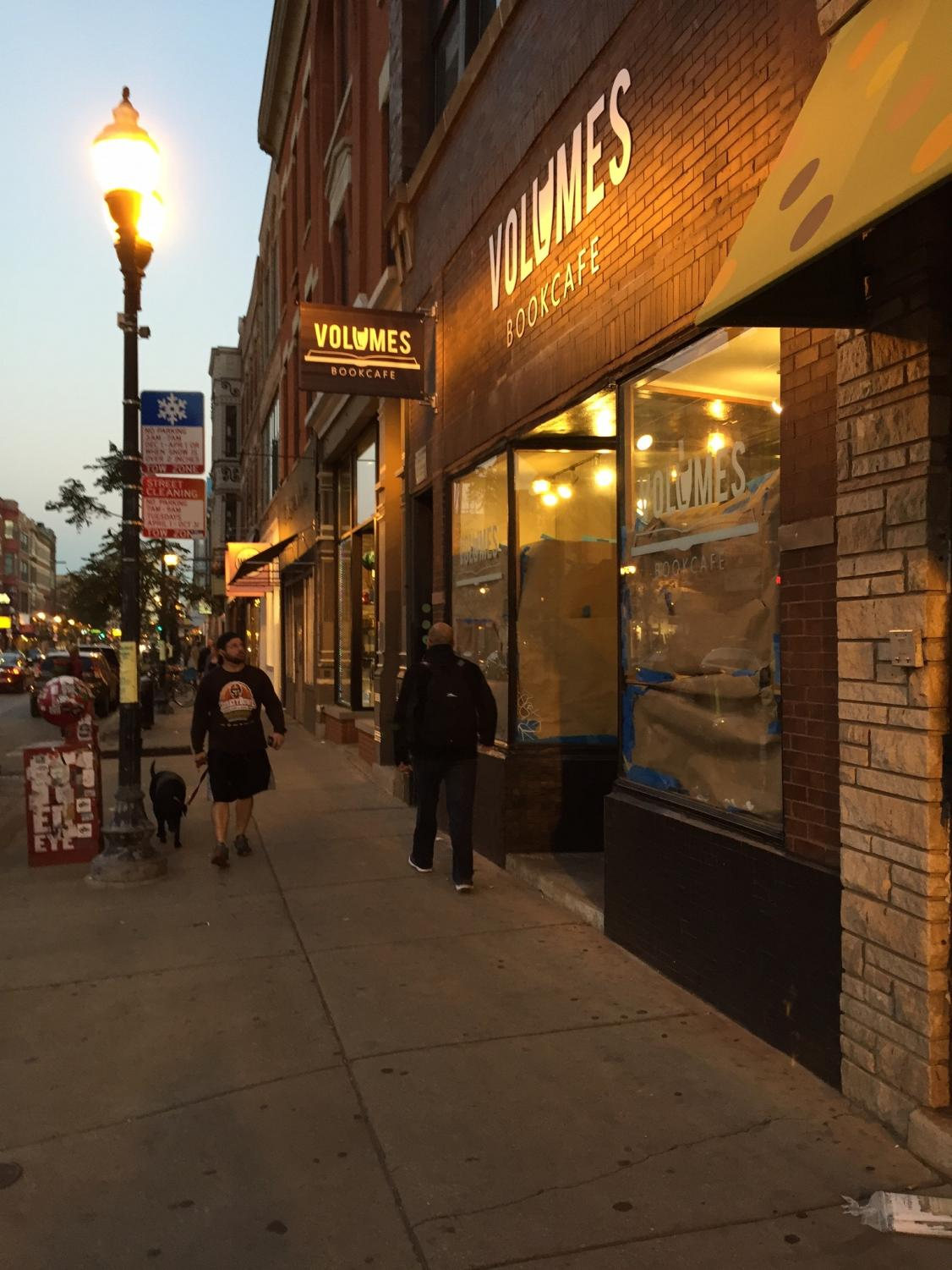 Volumes Bookcafe, 1474 N. Milwaukee Ave., will sell a mix of booze and books, distinguishing itself from the bookstores already in the neighborhood.