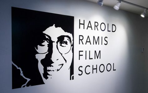 The Harold Ramis Film School will teach students to create comic film and video.