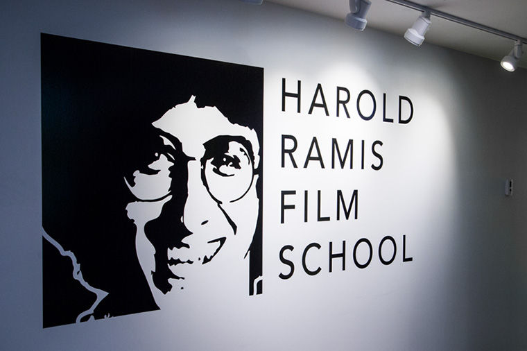 The+Harold+Ramis+Film+School+will+teach+students+to+create+comic+film+and+video.