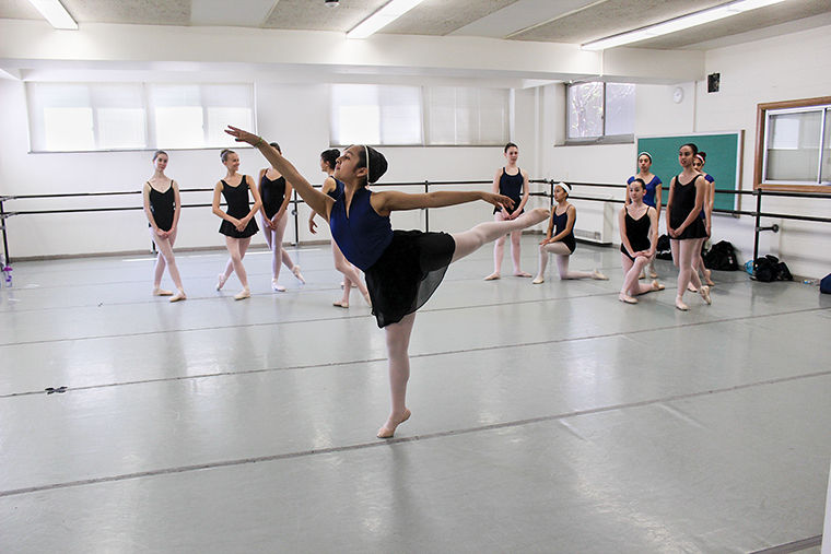 Chicago+Ballet+Arts%2C+a+small+dance+school+located+in+West+Ridge%2C+will+celebrate+its+30th+anniversary+with+a+benefit+concert+on+June+18+including+both+students+and+alumni+who+have+gone+on+to+be+professional+dancers.
