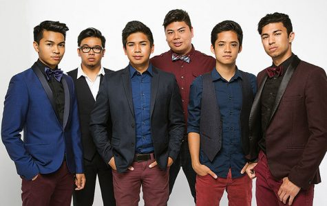 "A capella group The Filharmonic gained national attention after competing on NBC's ""The Sing-Off"" and being featured in ""Pitch Perfect 2."""