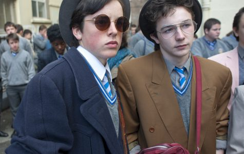 Irish lad Ferdia Peelo-Walsh on 'Sing Street'